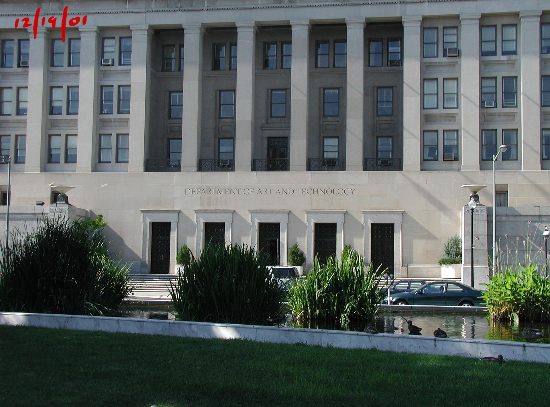 USDAT Headquarters
