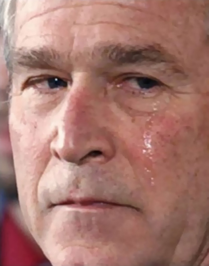 bush_crying