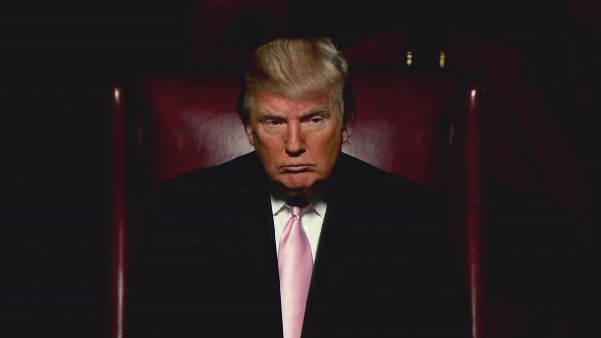 Donald Trump, Strongman