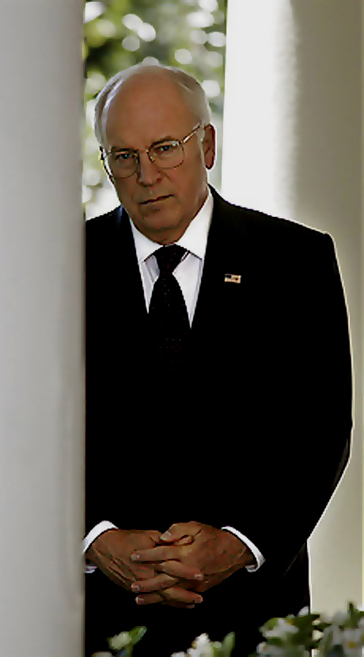 "SLUG: st/preview20   INPUTDATE: 2006-06-19 11:31:30.437   CREDIT: PBS/FROM_PHOTOPOST/PBS  LOCATION: x, , x  CAPTION: FRONTLINE ""The Dark Side"" Vice President Dick Cheney  Sent by: John Maynard   Photo Editor:"